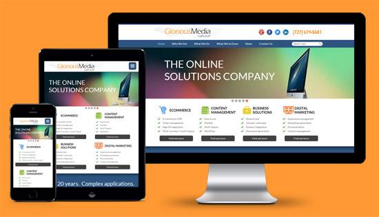 responsive christian web design company
